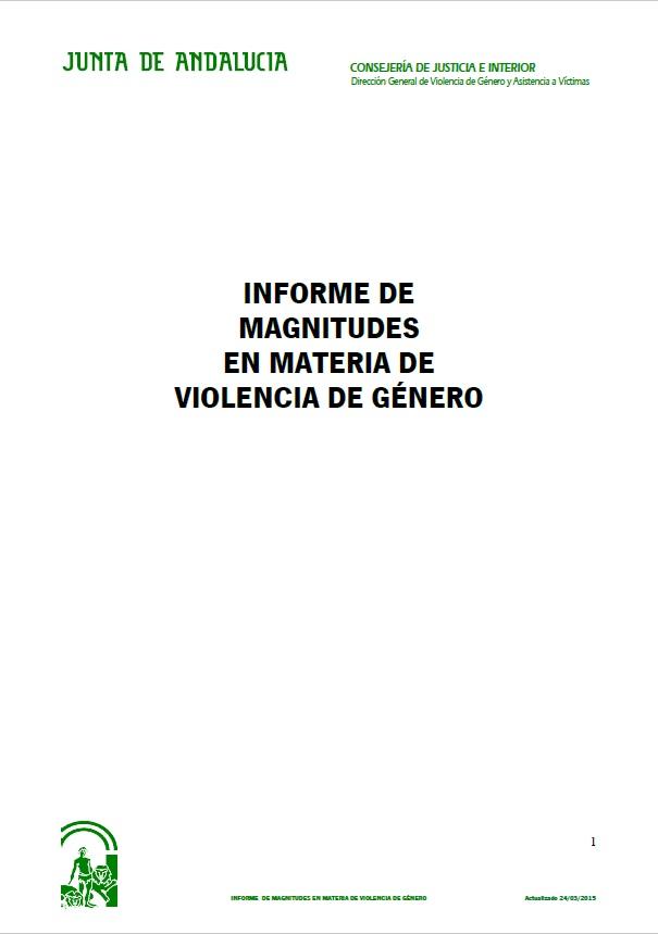 Informe magnitudes vdg