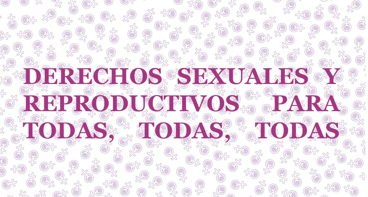 derechos sexuales y repreductivos