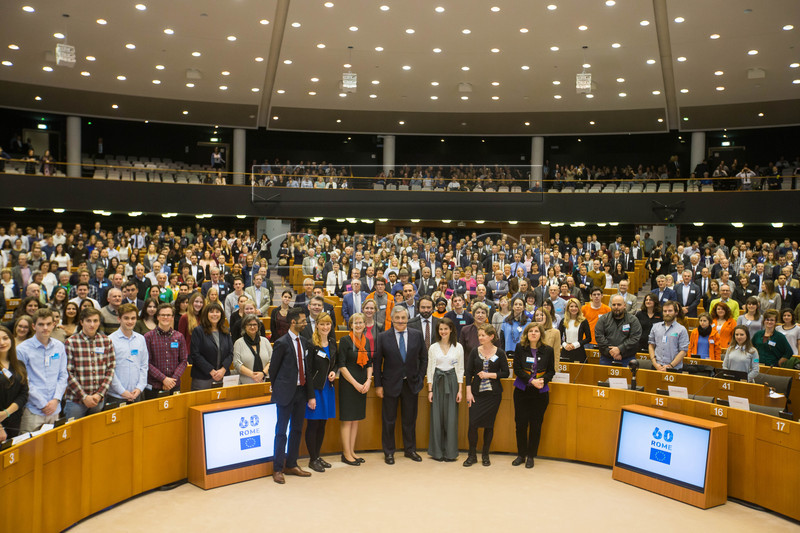 Citizens Parliament «60 years of the Rome Treaties»
