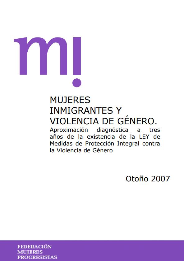 83_Mujeres inmigrantes y violencia de género