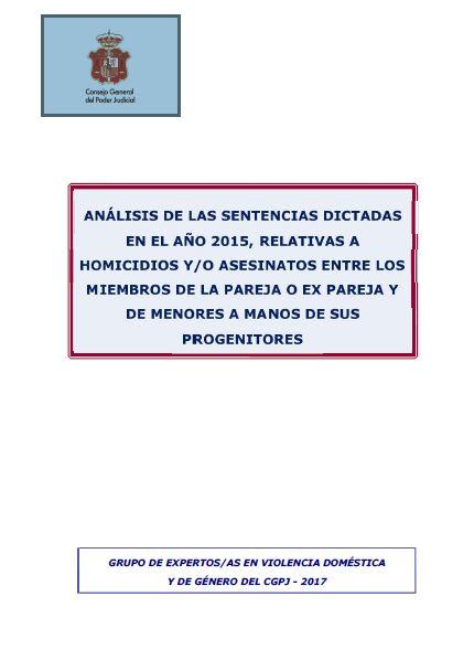 CGPJ_Sentencias_2015