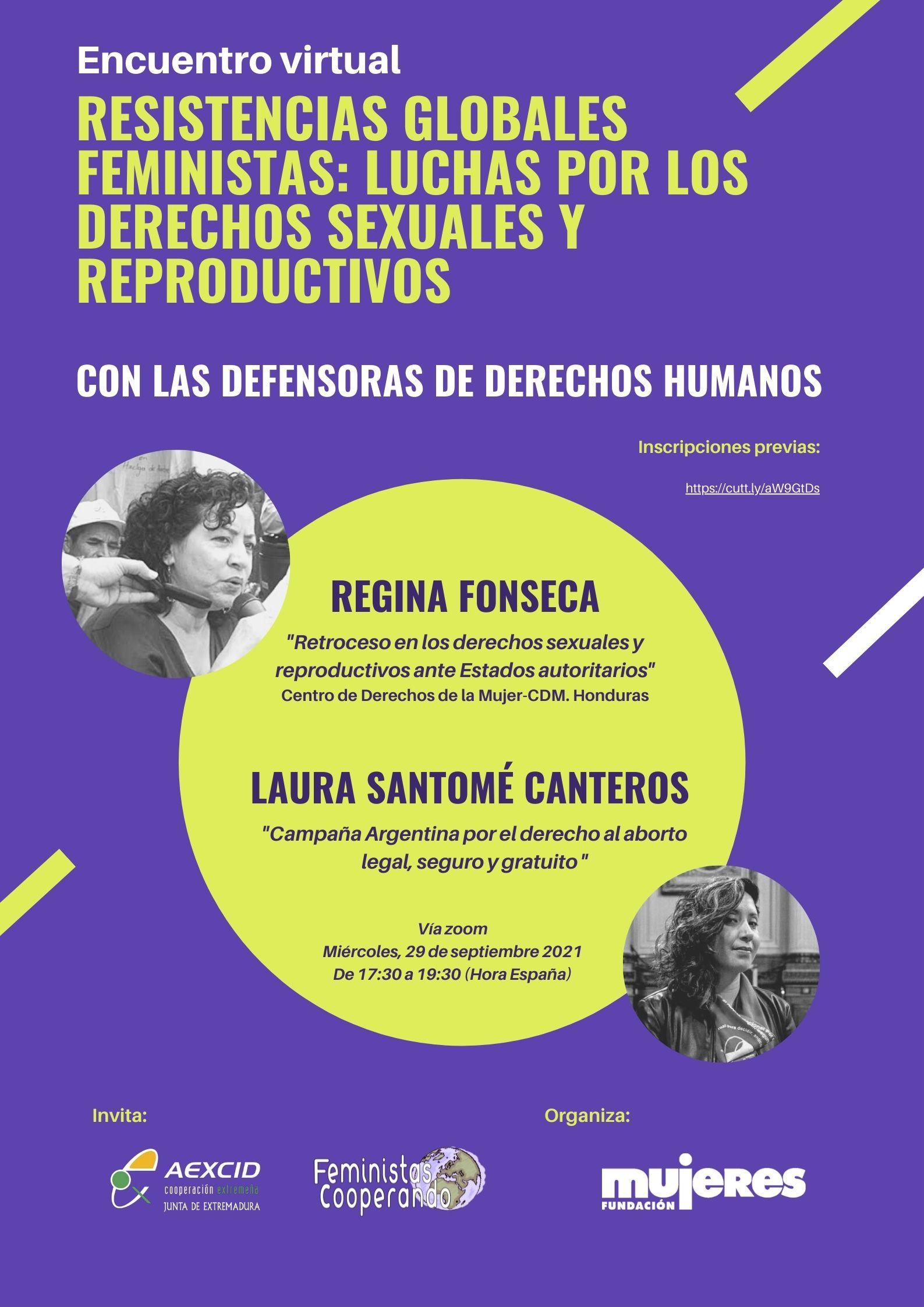Cartel Encuentro DDSSyRR