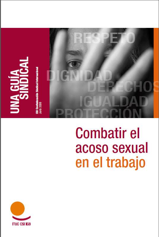 Combatir el acoso sexual en el trabajo