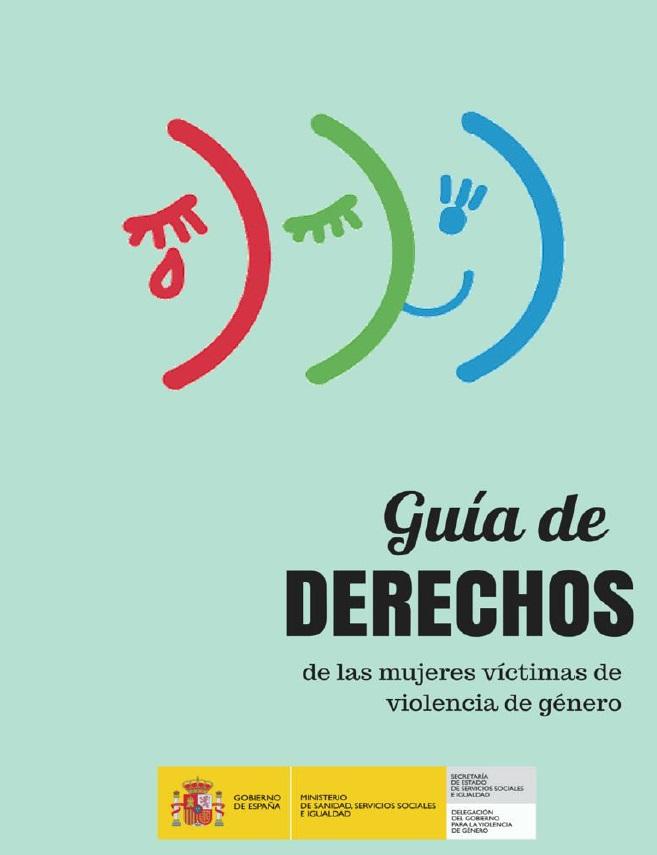 Guía de derechos mujeres víctimas violencia de género