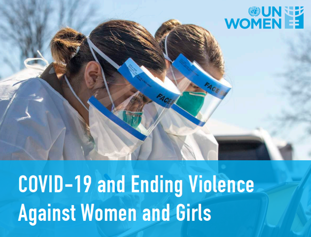 INFORME COVID-19 and Ending violence against women and girls