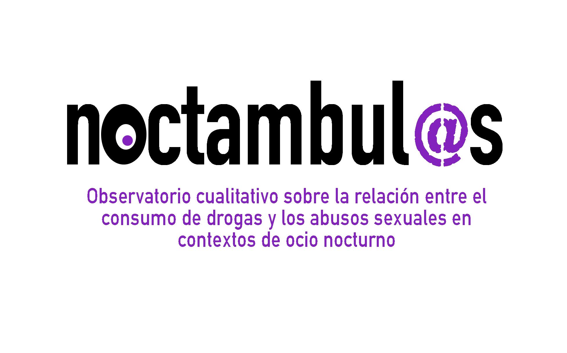 LOGO Noctambul@s