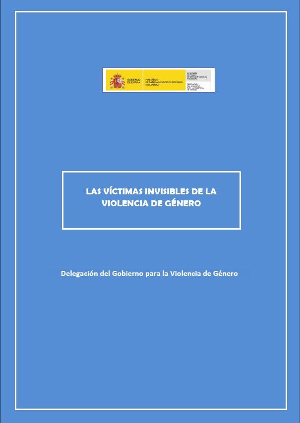 Las víctimas invisibles de la violencia de género