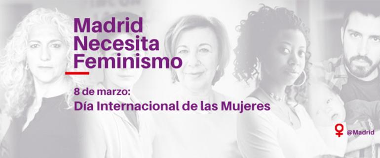 #MadridNecesitaFeminismo
