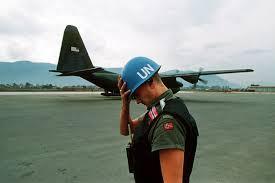 ONU cascos azules