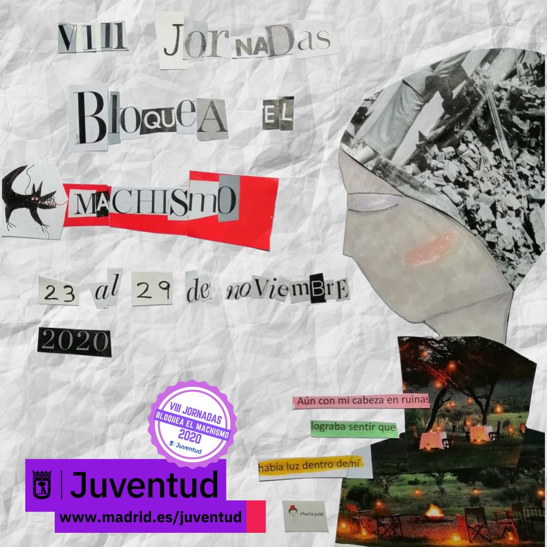 RRSS_Cartel VIII Jornadas Bloquea el Machismo
