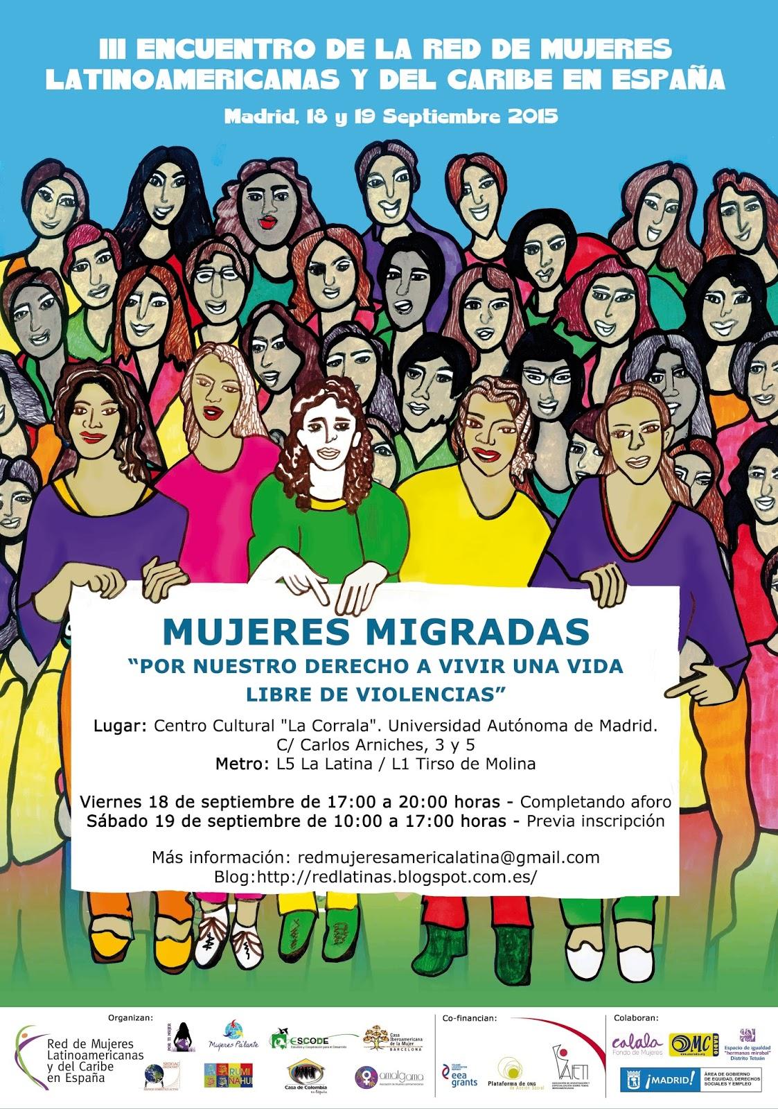 cartel IIIEncuentro