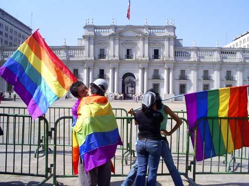 gays y lesbianas