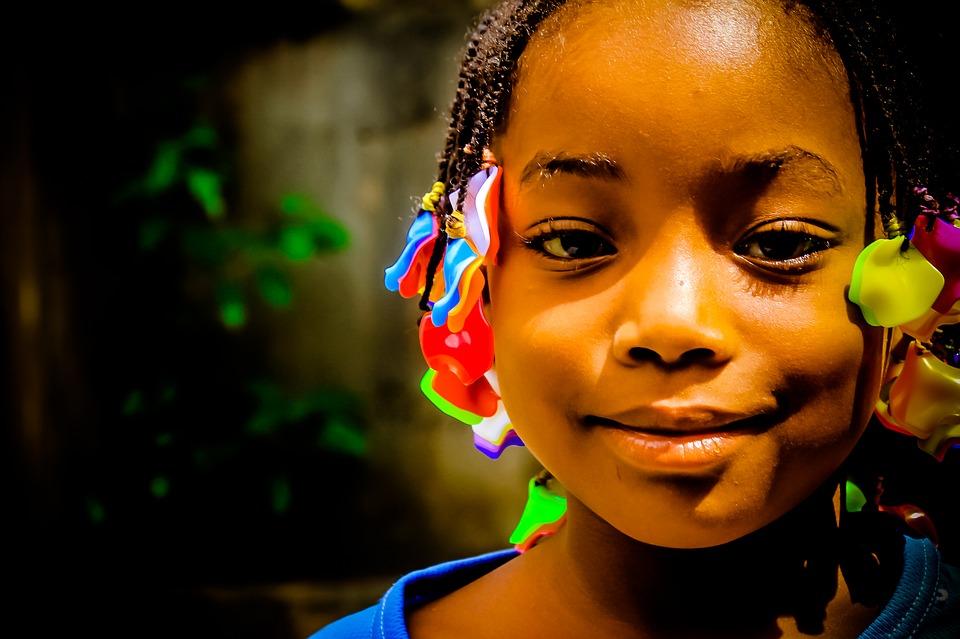 mujer africana II