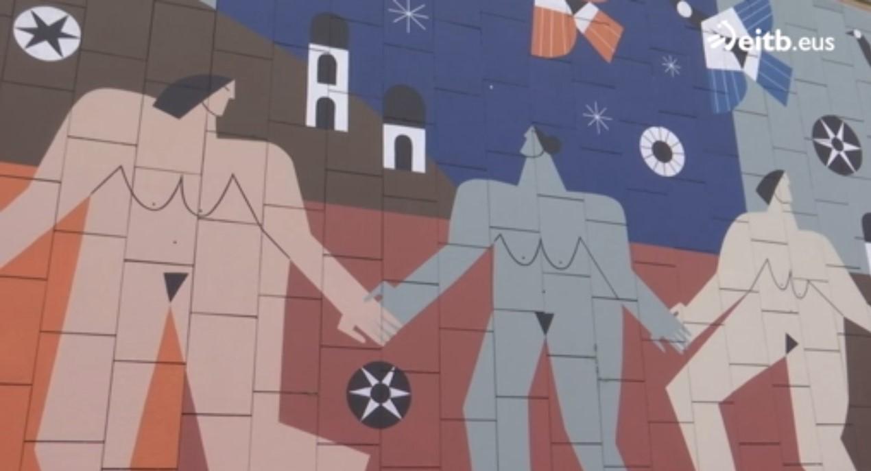 mural feminista bilbao 2