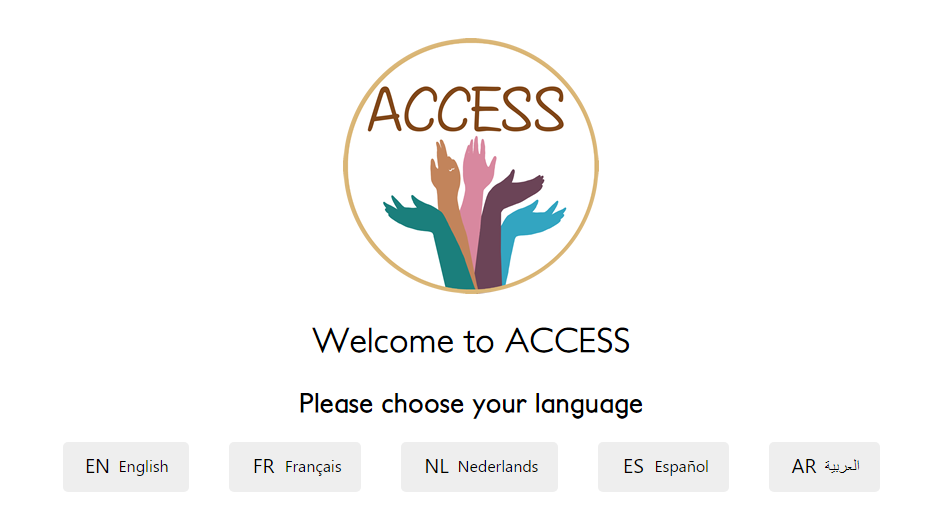 welcome to access